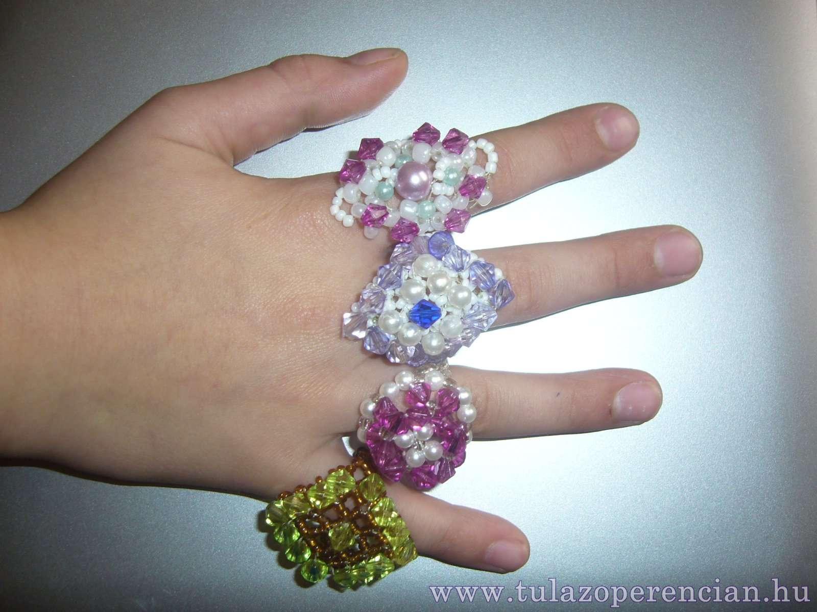 Gyűrűk a kézen